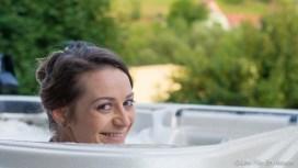 Spa Chambres d'hôtes Les Ecrins à Orbey - Photo Céline Schnell - Une Fille En Alsace