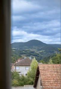 Vue sur la Vallée de Kaysersberg