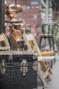 Les Puces de Saint Ouen - Photo Céline Schnell - Une Fille En Alsace