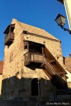 La Maison Romane de Rosheim au Coeur d'Alsace