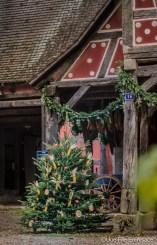 Noël Ecomusée d'Alsace Photo Céline Schnell - Une Fille En Alsace