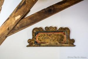 Face au tilleul - Chambres d'hôtes Unter Der Linde - Photo Céline Schnell - Une Fille En Alsace