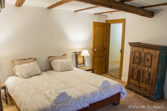La Suite Sturm - Chambres d'hôtes Unter Der Linde - Photo Céline Schnell - Une Fille En Alsace