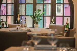Restaurant l' Osmose à Obernai - Photos Céline Schnell Une Fille En Alsace