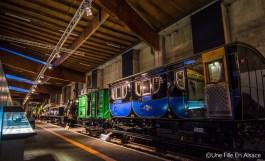 La Cité du train de Mulhouse - Photos Céline Schnell Une Fille En Alsace