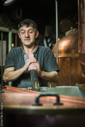 Brasserie Artisanale Au brasseur à Strasbourg - Photo Céline Schnell Une Fille En Alsace