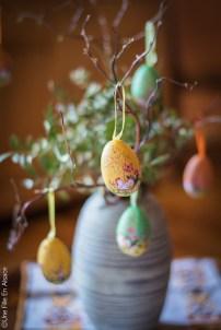 Arbre de Pâques - Photo Céline SCHNELL Une Fille En Alsace