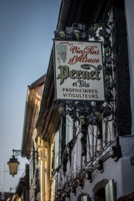 Vins Pernet et Fils à Dambach la Ville - Photo Céline SCHNELL Une Fille En Alsace