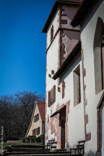 Chapelle Saint Sébastien à Dambach la Ville - Photo Céline SCHNELL Une Fille En Alsace