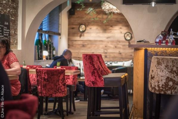 Bar à vin L'Annexe Kintzheim - Photo Céline Schnell Une Fille En Alsace