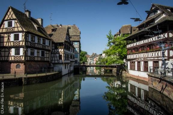 La Petite France Strasbourg mai 2018 - Crédit photo Céline Schnell Une Fille En Alsace