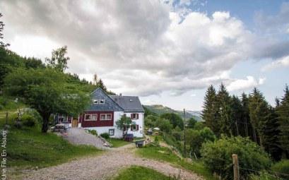 Ferme La Petite Finlande à Orbey - Crédit Photo Céline Schnell Une Fille En Alsace
