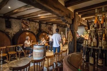 Domaine Ruhlmann-Schutz à Dambach-la-Ville - Photo Céline Schnell Une Fille En Alsace
