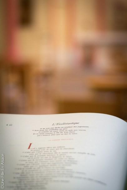 La chapelle de l'Hôtel Val Vignes à Saint-Hippolyte - Photo Céline Schnell Une Fille En Alsace