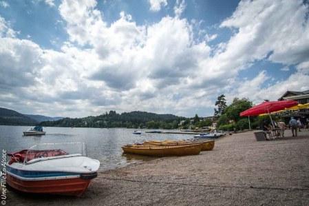 Lac de Titisee en Forêt-Noire - Allemagne - Photo Céline Schnell Une Fille En Alsace