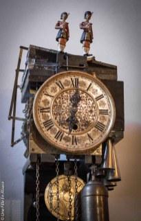 Histoire de coucou - horloge de Forêt-Noire - Allemagne - Photo Céline Schnell Une Fille En Alsace