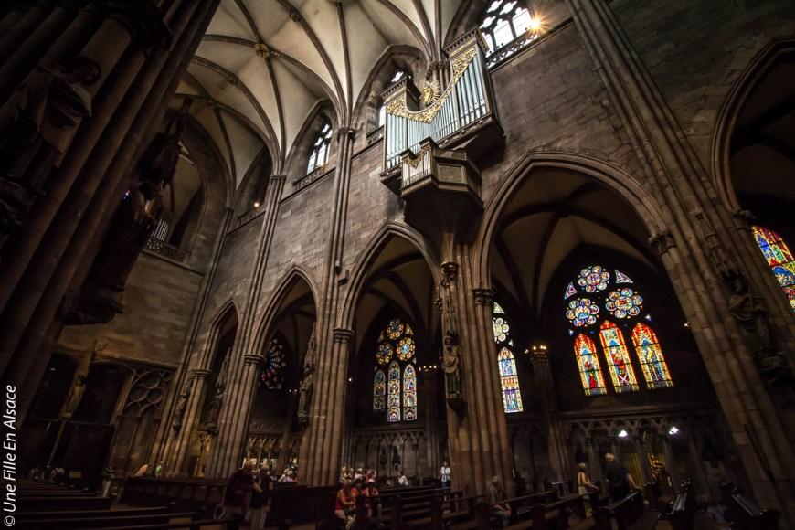 Cathédrale de Freiburg - Allemagne - Photo Céline Schnell Une Fille En Alsace