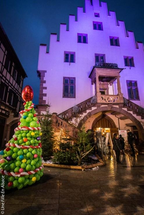 Marché de Noël à Sélestat - photo Celine-Schnell-Une-Fille-En-Alsace