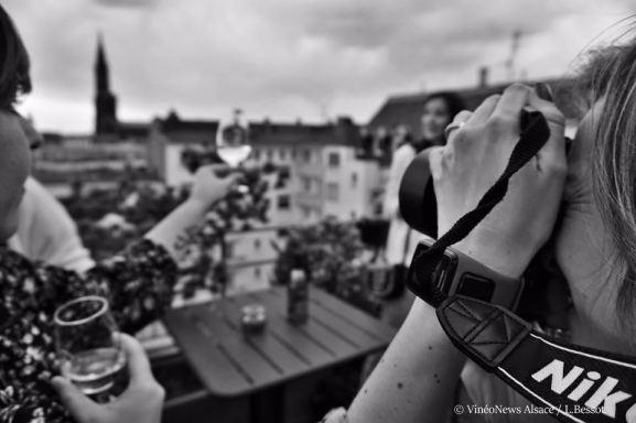 Une fille en Alsace Crédit photo Laurent BESSOT