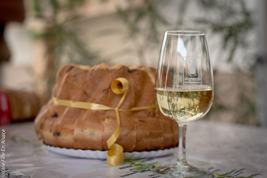 vin d'alsace et kougelhopf©Celine-Une-Fille-En-Alsace-2019-26