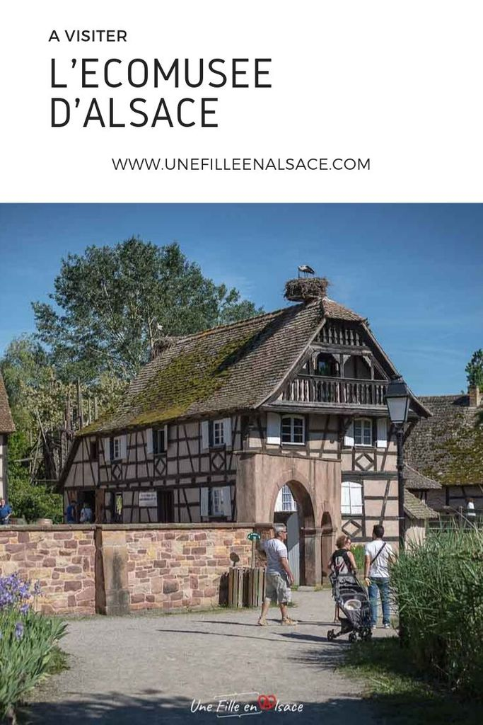 L'ECOMUSEE D'ALSACE