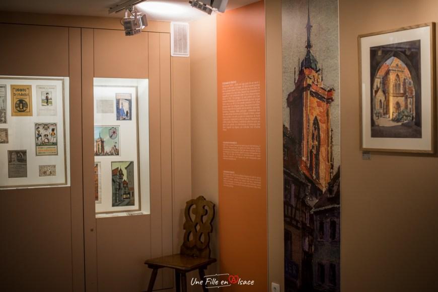 Le Village de Hansi et son musée à Colmar