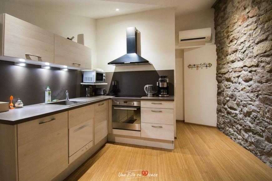 1834 & Spa à Colmar Appartement Zen