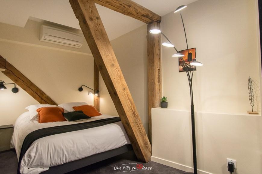 1834 & Spa à Colmar Appartement Feu