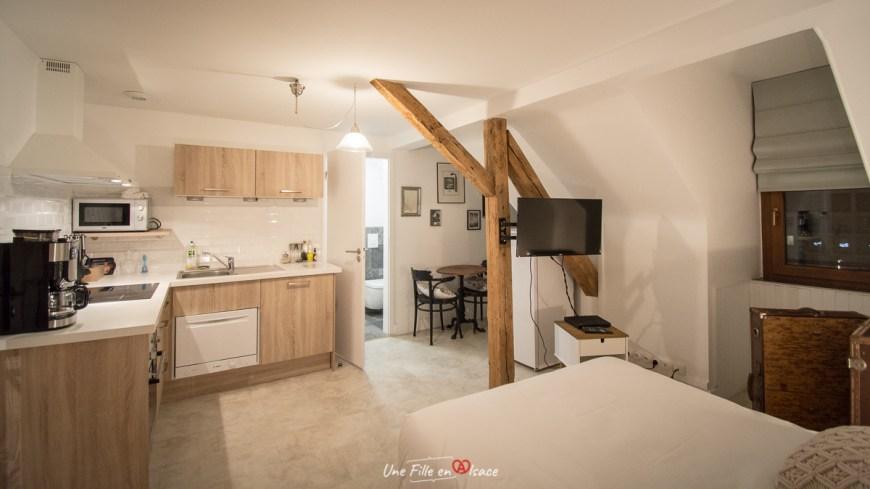 1834 & Spa à Colmar Appartement Paris