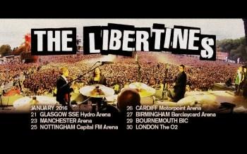 The-Libertines-UK-Arena-Tour-January-2016-Dates-poster