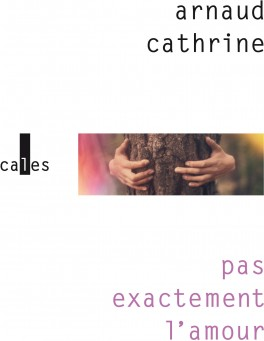 Pas exactement l'amour - Arnaud Cathrine