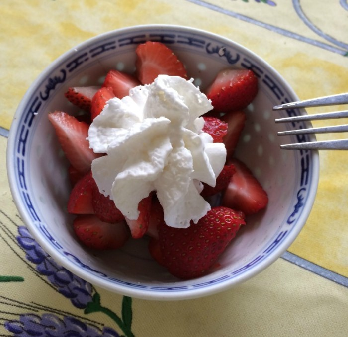 strawberriesncream