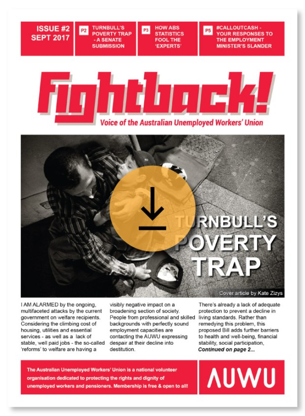 Fightback! Issue#2
