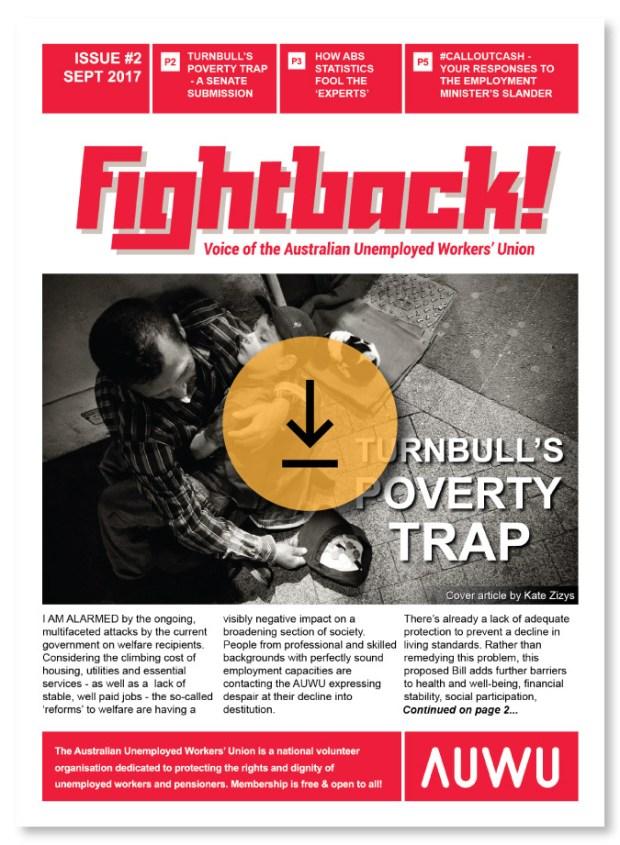 Fightback! Issue#2