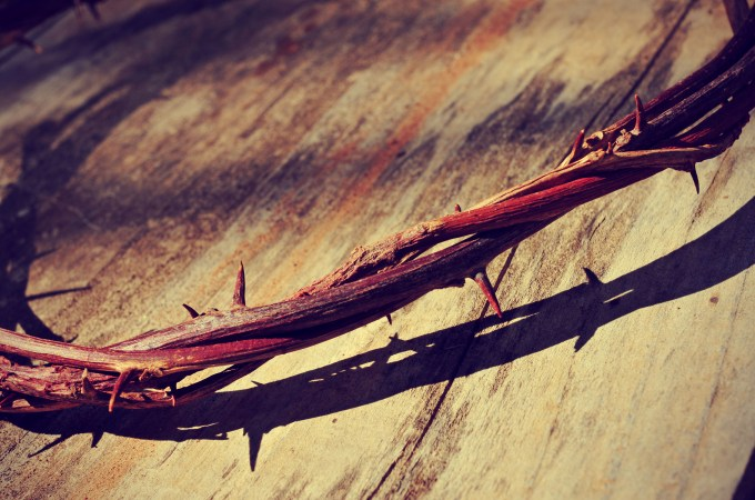 Jesus Christ's crown of thorns