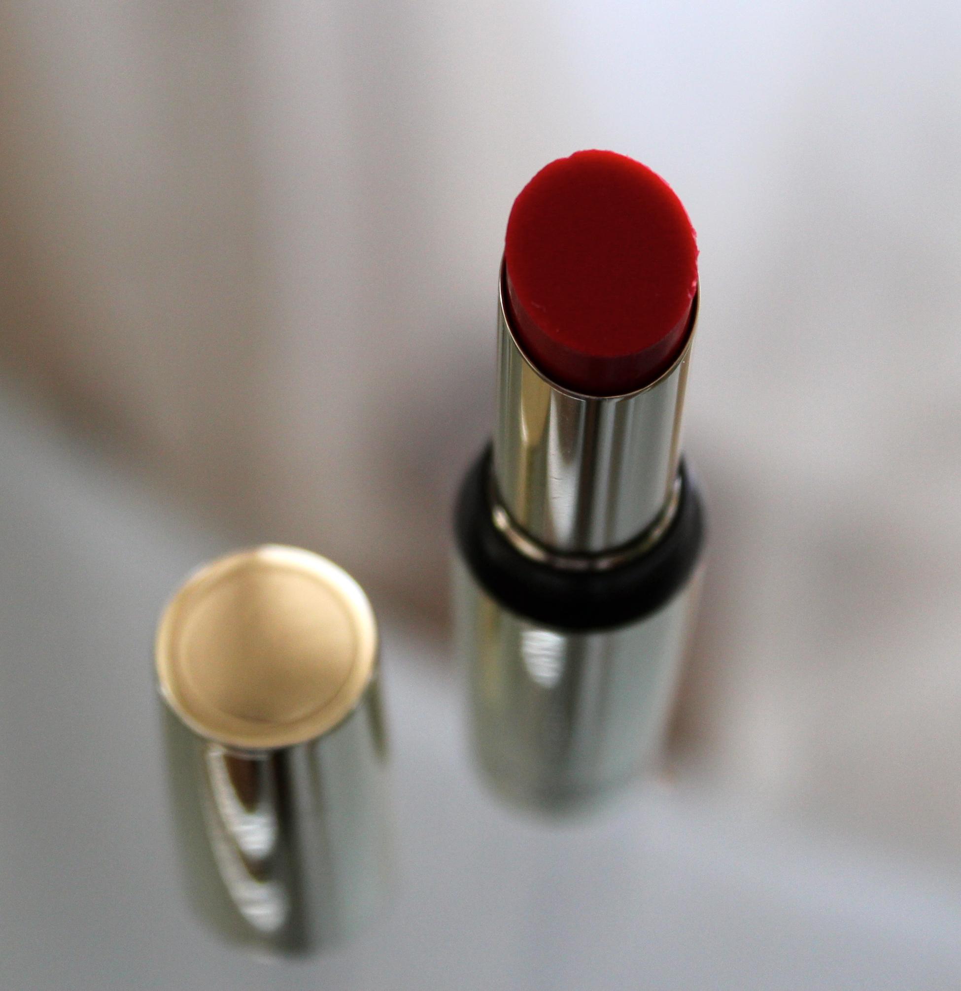 Rouge l vres kiko une parenth se mode - Rouge comme une pivoine ...