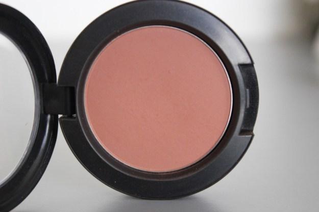 blush Gingerly Mac