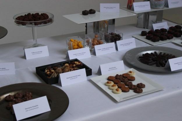 chocolats monoprix 2013