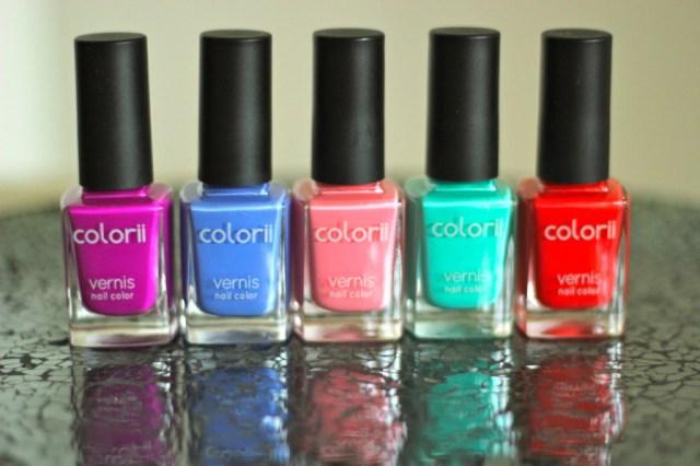 Colorii