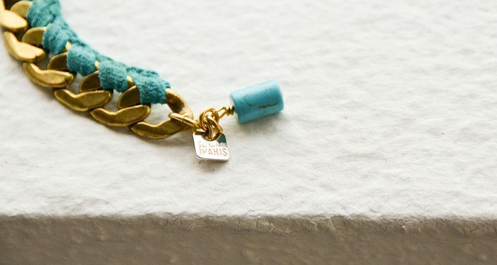 bracelet-denim-vert
