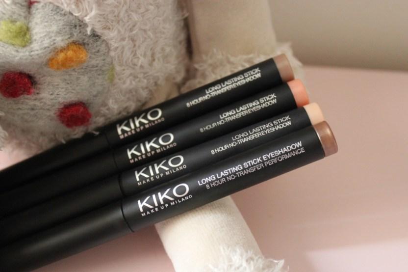 Long lasting stick kiko