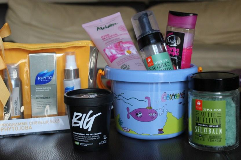 produits bain