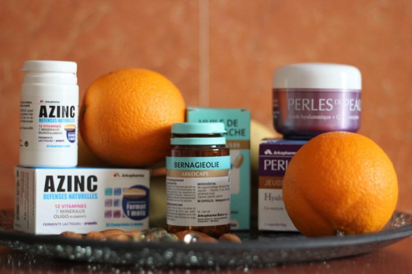 Vitamines Arkopharma