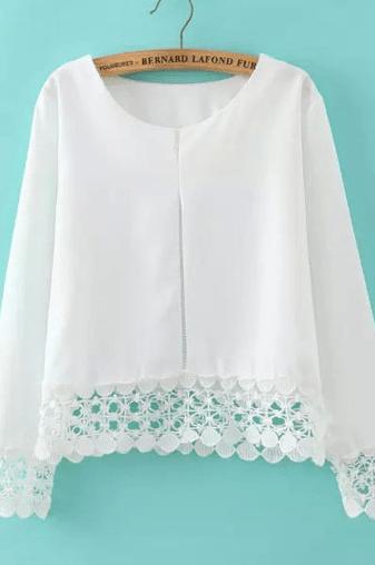blouse_sheinside