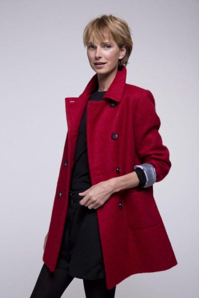 manteau-rouge-laine-alpaga