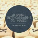 blog-orthographe