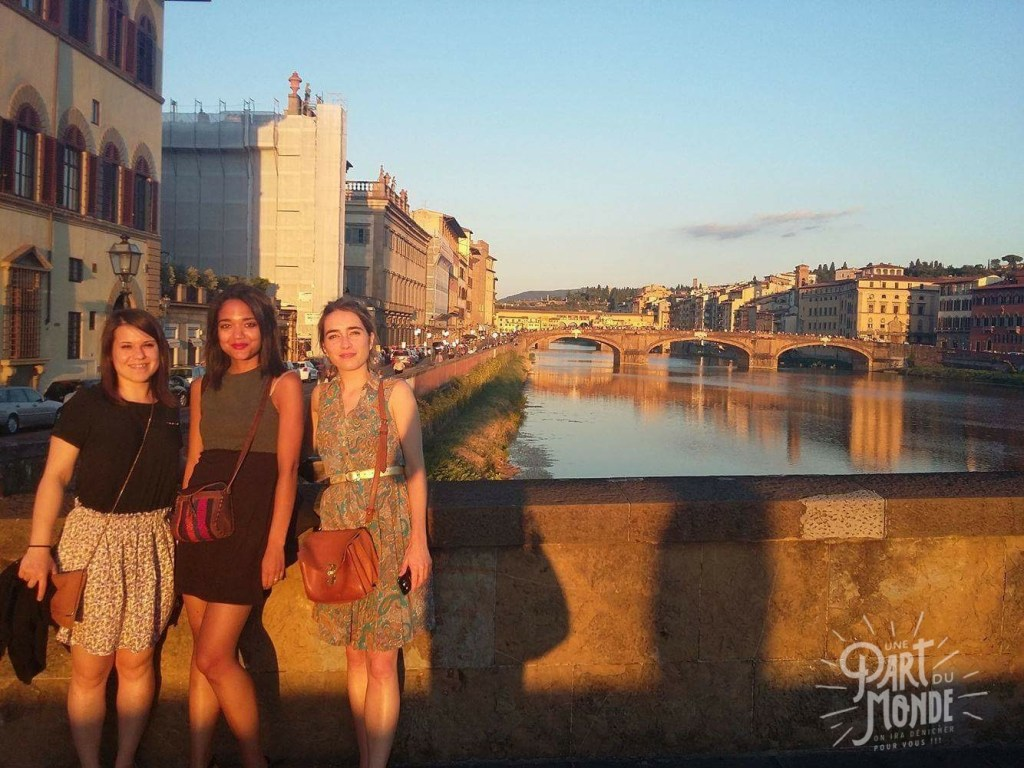 copines pont florence