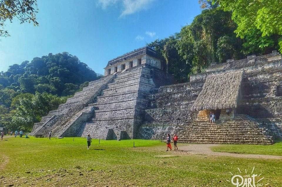 Mexique : Palenque, Misol-Ha et Agua Azul
