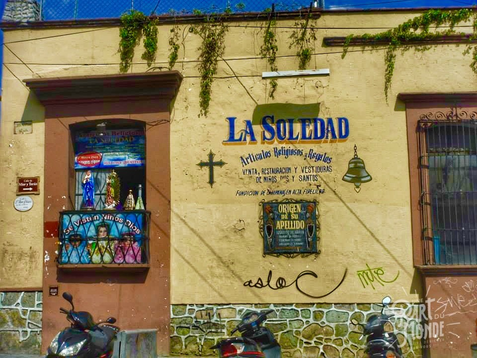 rue de Oaxaca