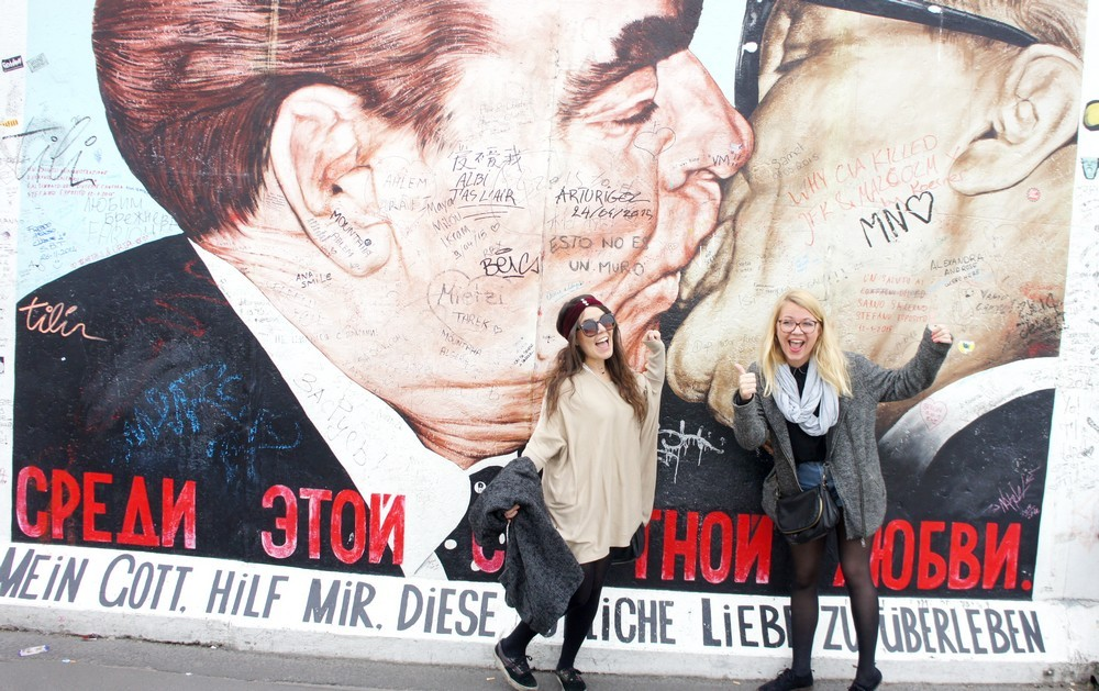 Les Pauline à Berlin
